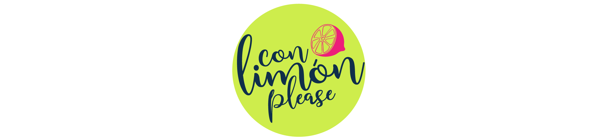 Con Limón, Please